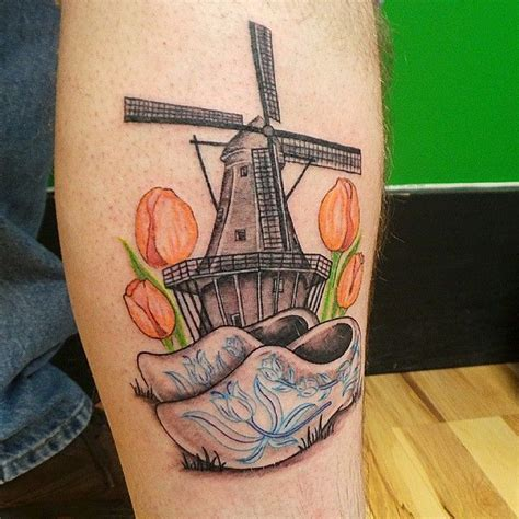 dutch tattoos best 25 ideas on tulip