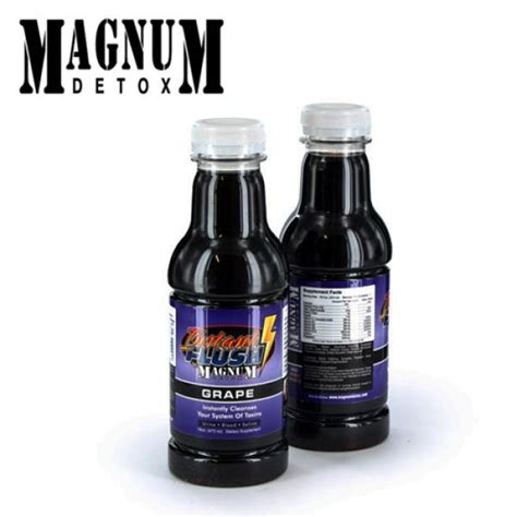 Does Magnum Detox Synthetic Urine Work by Magnum Detox Instant Flush Review Exit 5