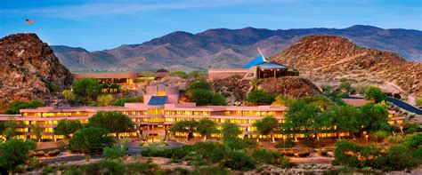 At The marriott tempe at the buttes columbia sussex
