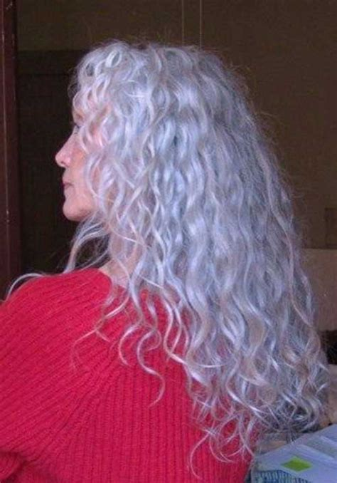 hairstyles for long natural curly gray hair 20 super haircuts for over 50 long hairstyles 2016 2017