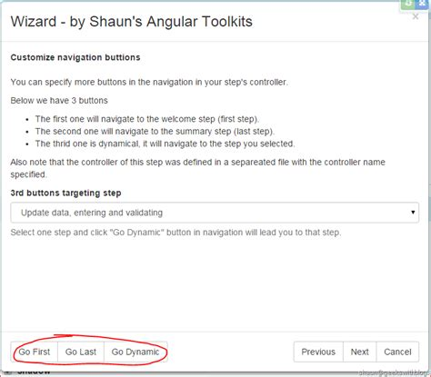 angular directive wizard in bootstrap modal 为程序员服务