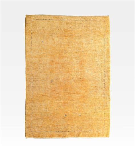 tappeto iraniano tappeto iraniano gabbeh giallo chiaro cod 0018