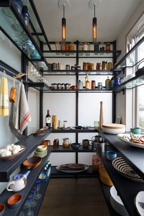Kitchen Pantry Shelf Ideas by 50 Awesome Kitchen Pantry Design Ideas Top Home Designs