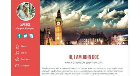 Muse Templates Free 35 best muse templates for web designers