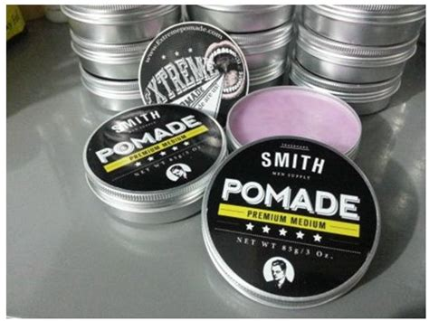 Pomade Smith Shine jual smith shine pomade gel wax minyak rambut
