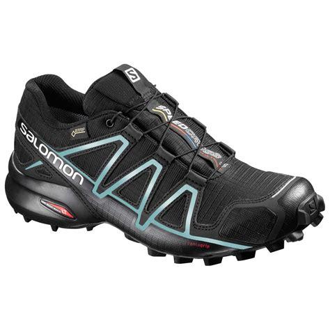 salomon speedcross 4 gtx trail running shoes s