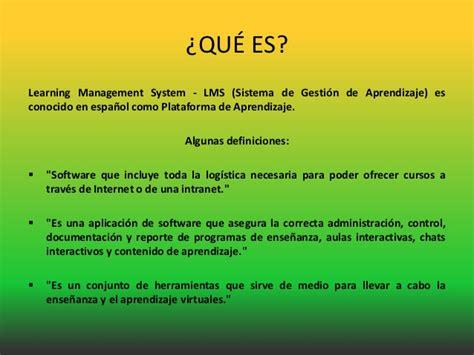 que es layout manager learning management systems lms o plataformas de aprendizaje
