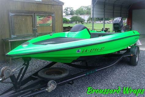 nitro bass boat green this boat floats above the rest with this neon color