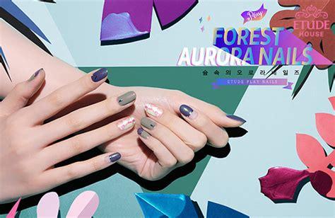 Kutek Etude House chibi s etude house korea etude new product play nail