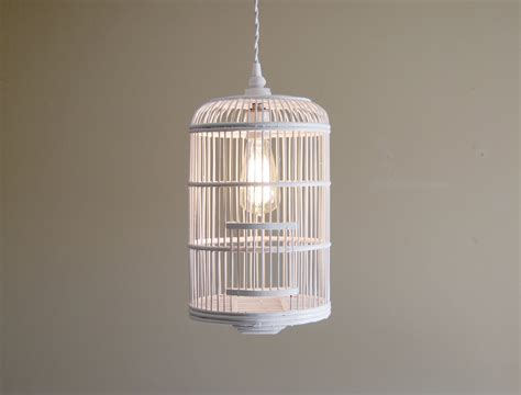 Birdcage Light Fixture Bird Cage Pendant Light Fixture W Twisted By Hopevalleyhill