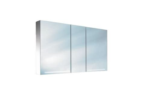 schneider graceline 3 door mirror cabinet uk bathrooms bathroom mirror cabinets schneider graceline