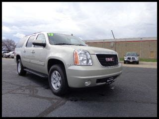 security system 2013 gmc yukon xl 1500 seat position control find used 2013 gmc yukon xl 4wd 4dr 1500 slt security system air conditioning in morton
