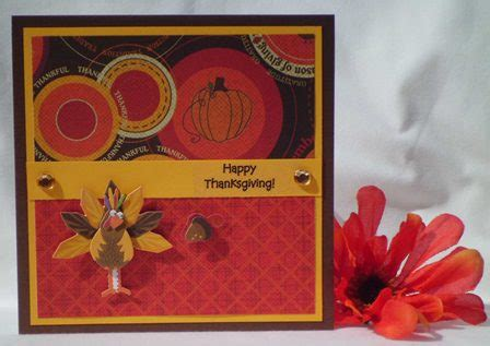 Handmade Thanksgiving Card Ideas For Greeting