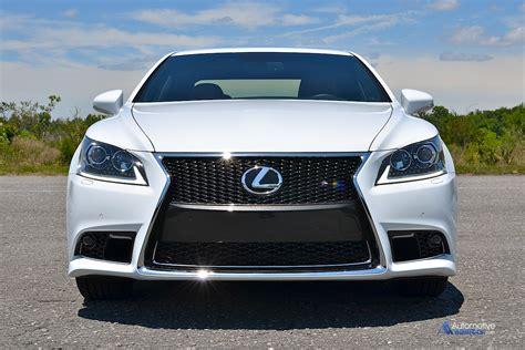 lexus ls460 2015 lexus ls 460 f sport review test drive
