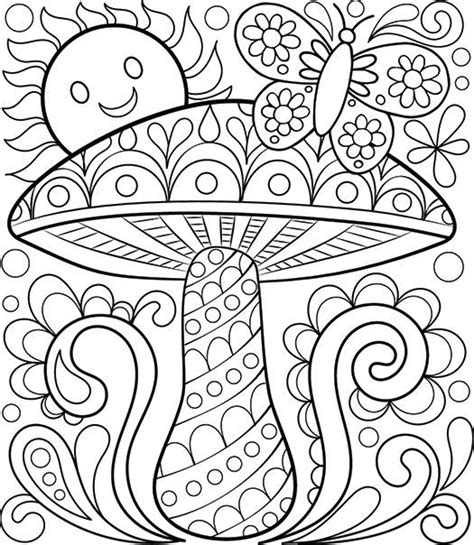 Free Adult Coloring Pages Detailed Printable Coloring Detailed Coloring Pages For Printable