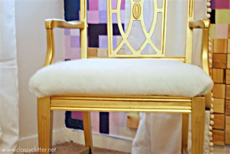 Upholstering A Chair Seat Cushion by How To Upholster A Chair Cushion
