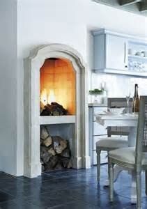 kitchen fireplace ideas 91 best kitchen fireplaces images on kitchen