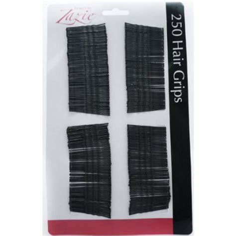 Mapepe Hair Black 2 Pcs zazie hair grips black 250 pcs 163 1 25