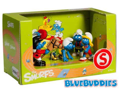 Smurf Olympic 2012 olympic smurfs