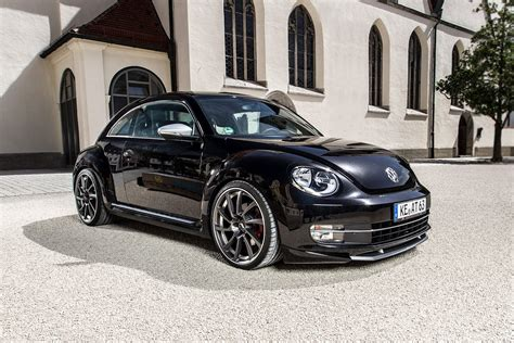 beetle volkswagen new volkswagen beetle 2 0 tdi abt souped up by abt sportsline