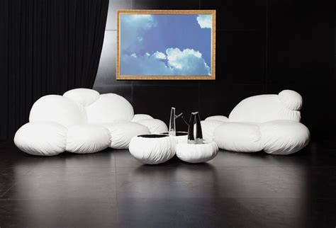 the cloud couch modern upholstered furniture that inspired by cloud shape