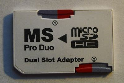 Memory Psp 64gb the 128gb memory stick pro duo using microsd cards delightly linux