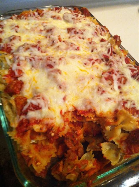 Cottage Cheese Spaghetti by Cottage Cheese Pasta Bake Cookingwithatwist