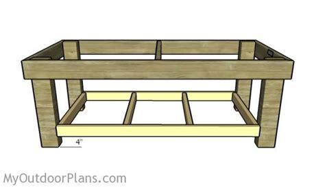 heavy duty work bench plans heavy duty workbench plans myoutdoorplans free