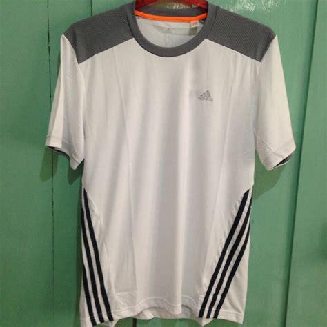 Kaos Sport T Shir Sport Baju Olahraga Fitness Senam 2038 jual adidas climalite emid size s baju kaos olahraga fitness sportsite