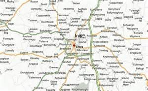 map of ennis ennis ireland location guide