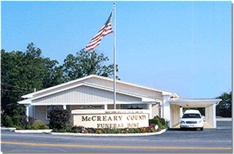 mccreary county funeral home whitley city ky legacy