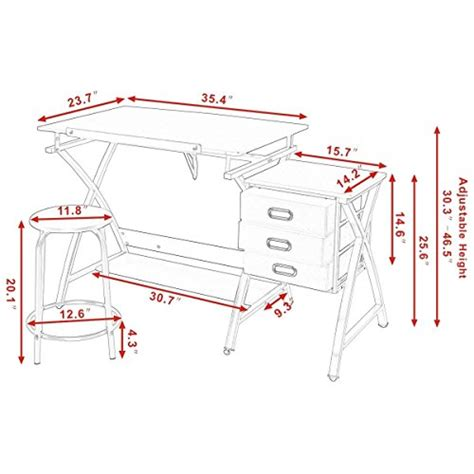 Drafting Table Dimensions Www Pixshark Com Images Drafting Table Dimensions