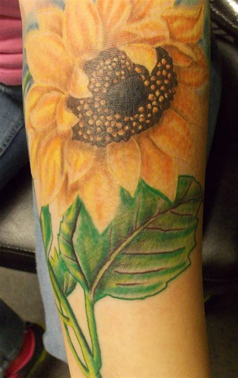 tattoos for me sunflower tattoos for ideas and inspiration for guys