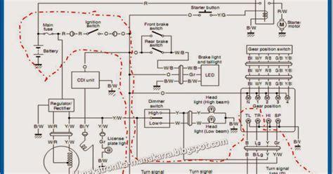 Berapa Alarm Untuk Sepeda Motor mekatronika manakarra membuat alarm anti maling vers 01