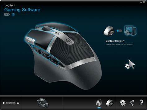 logitech g602 wireless gaming mouse review techgage