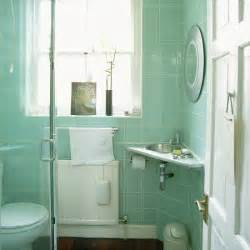good Small Traditional Cloakroom Basin #8: turquoise-shower-room--traditional--25-beautiful-homes.jpg