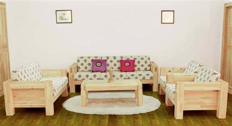white wood living room furniture wooden sofa set designs for small living room modern house