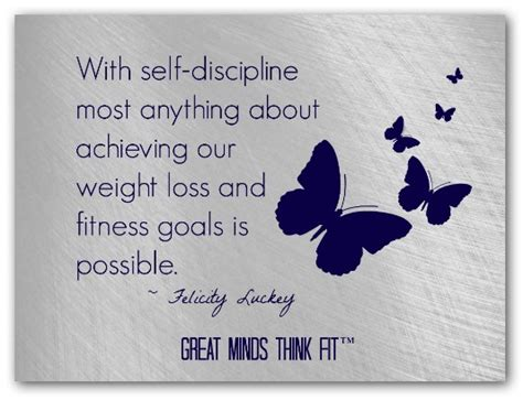 weight loss goal quotes quotesgram