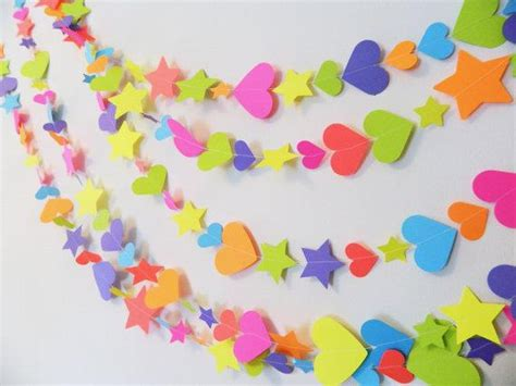 My Little Pony Wall Mural 1st 2nd 3rd birthday decorations paper heart and stars
