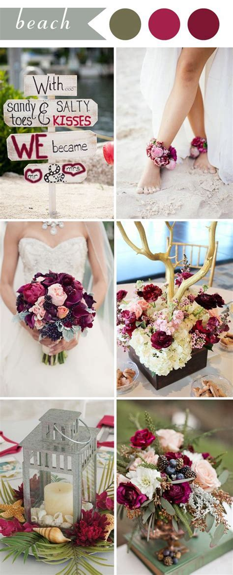 25  Best Ideas about Beach Wedding Colors on Pinterest