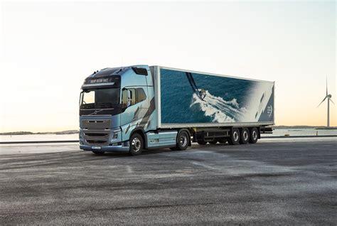 volvo trucks na volvo fh z serii volvo race 2017 2018 czyli