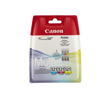 Catridge Canon Cli 726 Color Yellow Magenta Canon Cli 521 Cyan Magenta Yellow Ink Cartridges