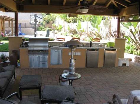 Backyard Kitchen And Tap Untitled Document Aquascapesinc
