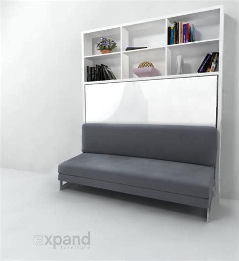 Wall Beds With Sofa Italian Wall Bed Sofa Expand Furniture