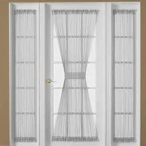 The beauty of french door curtains door styles