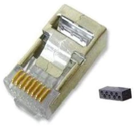 Connector Rj45 Ori Belden Konektor Rj 45 Cat5e Lan Networking sentinel 111s0808001634 111s0808001634 cat5e shielded rj45 connector herman proav