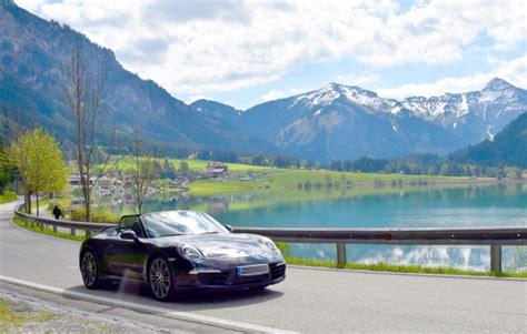 Geschenk Porsche Fahren by Porsche 911 Cabrio Im Allg 228 U Fahren Als Geschenk Mydays