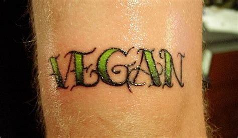tattoo ink vegan vegan tattoo by gene coffey at tattoo culture