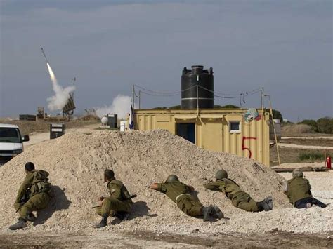 iron dom how israel developed the iron dome business insider
