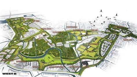 Contemporary Floor Plan by Maximaprk Cwest 8 01 171 Landscape Architecture Works